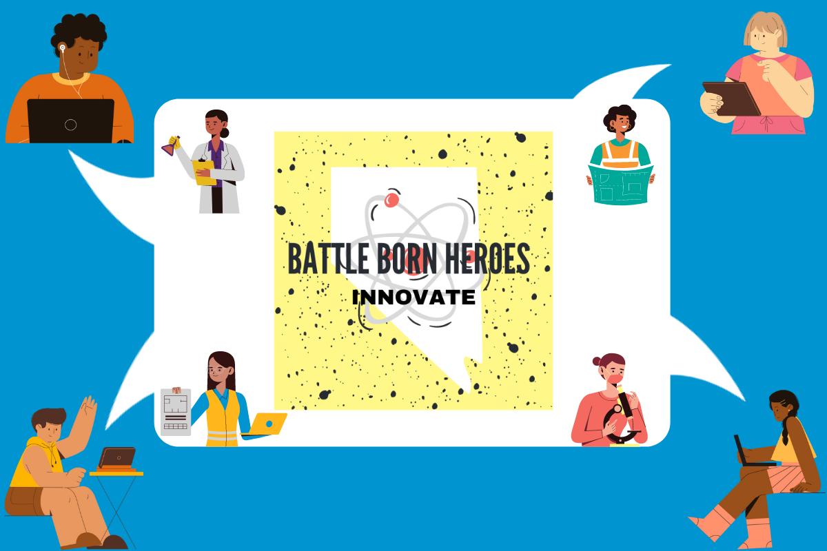 Battle Born Heroes Innovate
