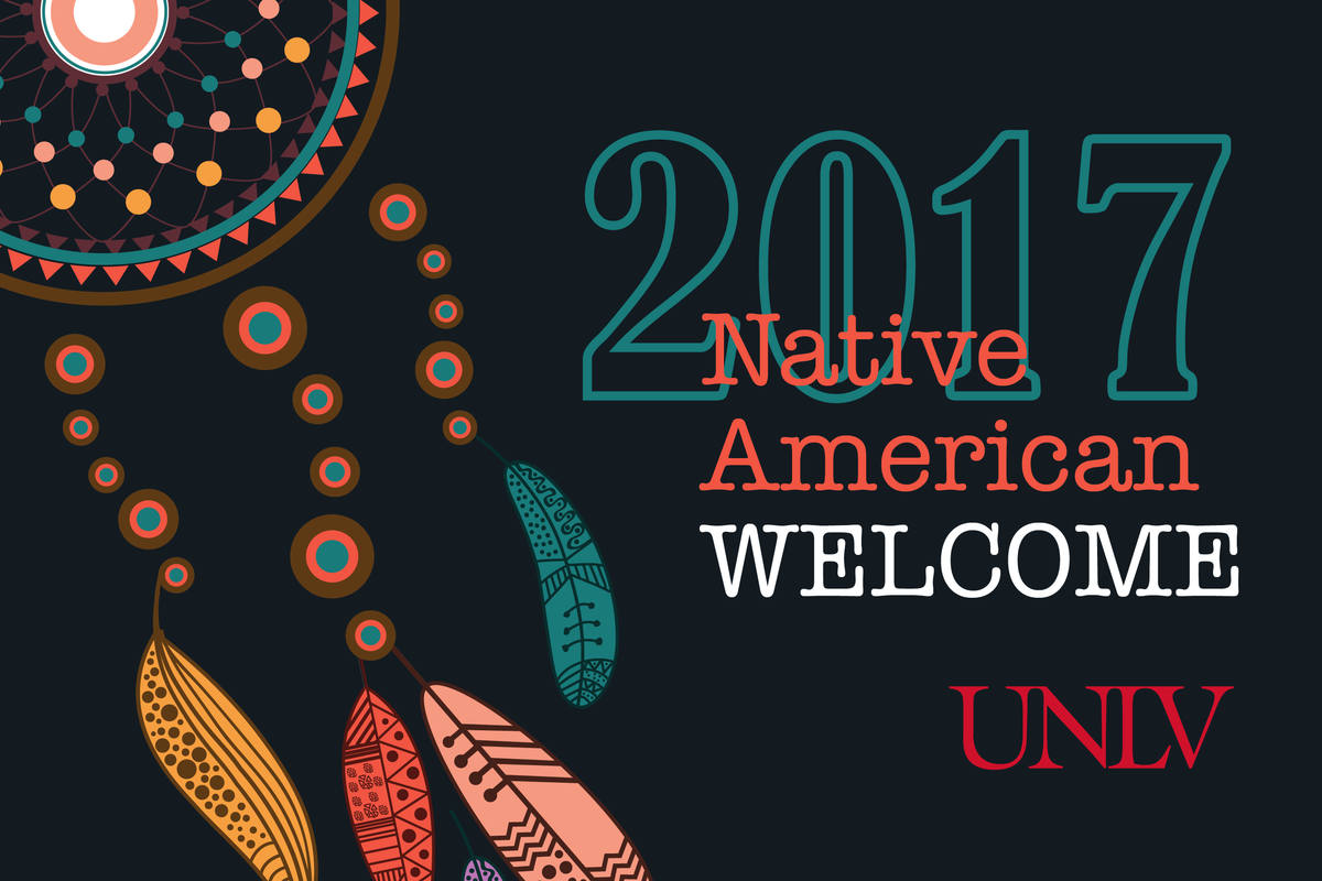 2017 UNLV Native American Welcome