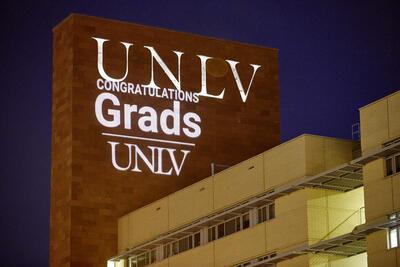 Congratulations, UNLV graduates!