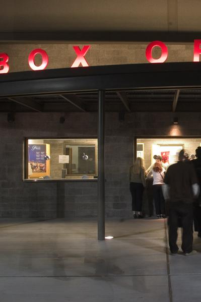 UNLV PAC Box Office
