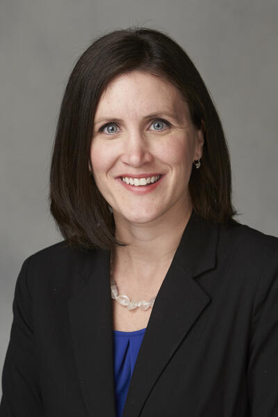 Danica Hays, interim dean of the College of Education