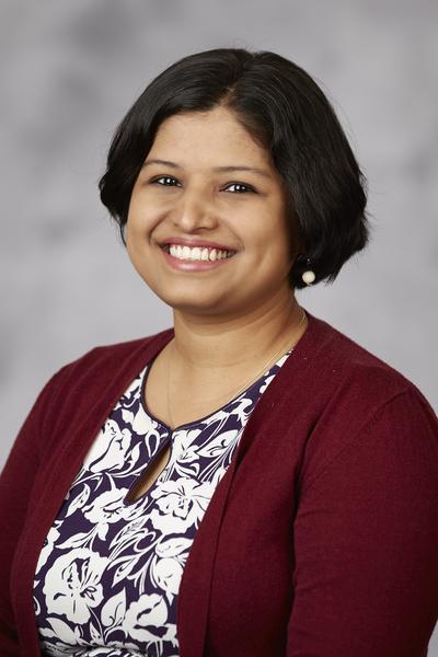 Pictured: UNLV nursing assistant professor Dr. Nirmala Lekhak