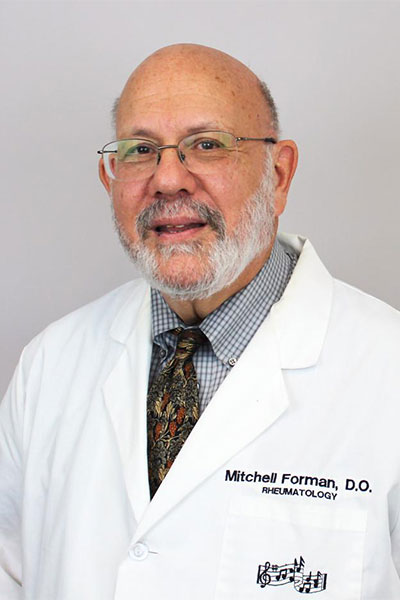 Mitchell Forman