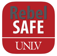 Download the free RebelSAFE app to stay safe on campus | University
