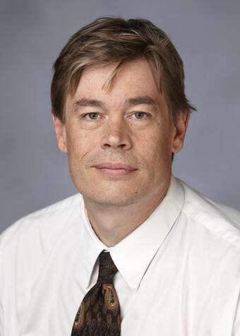 Headshot of Brad Donohue