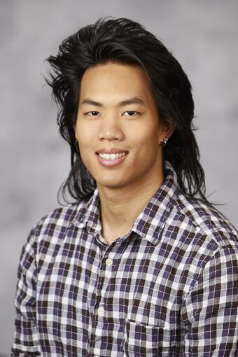 Headshot of Michael Fong