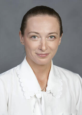 Headshot of Olesya Venger