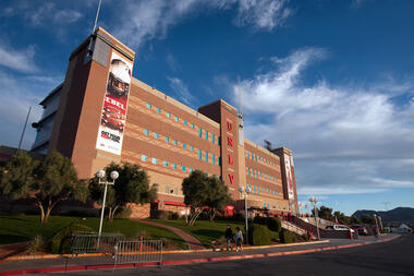 Sam Boyd Stadium Photo
