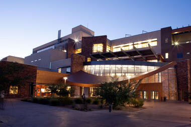 Science and Engineering Building Photo