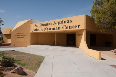 Catholic Newman Center Photo