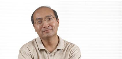 Nursing professor Yu Xu headshot