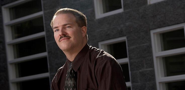 Psychology professor Christopher Kearney