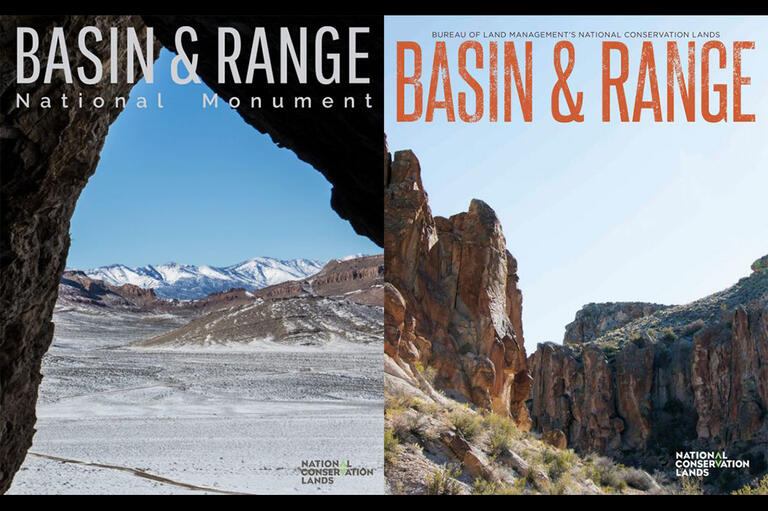 Basin and Range Posters