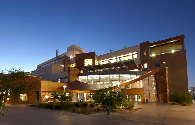 UNLV's Science and Engineering Building