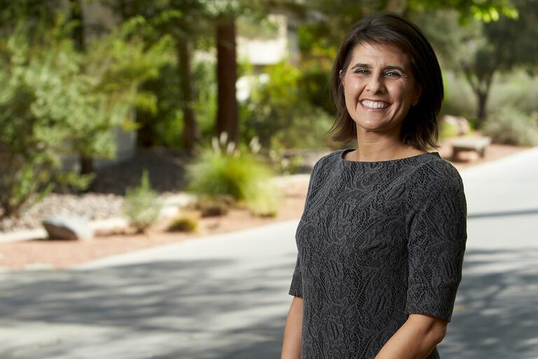 Portrait of Michelle Tusan