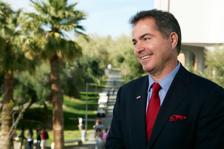 President Len Jessup