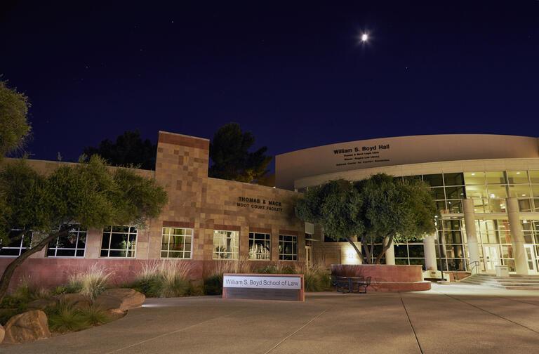 Boyd School of Law