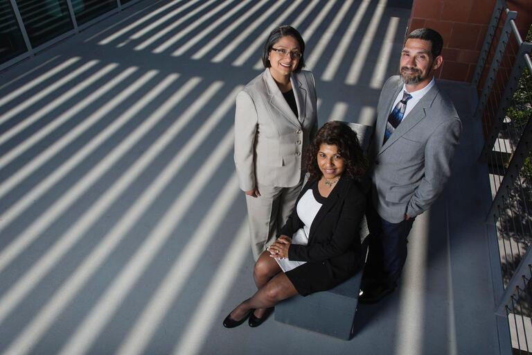 Diana Gomez, Dawn King, and Benjamin Feinstein