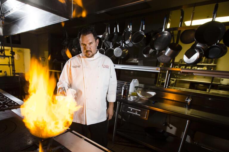 Chef Mark Sandoval