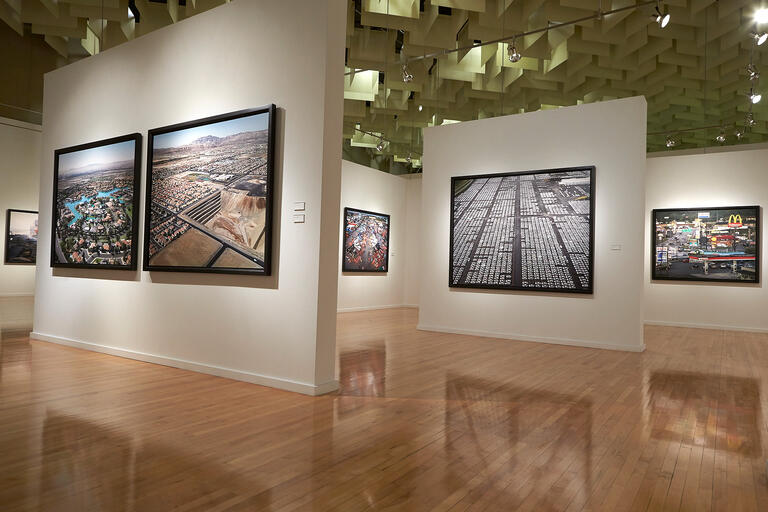 Barrick Museum Exhibit
