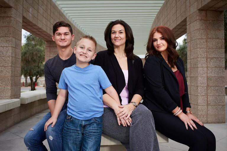 Benjamin, Jager, Samantha Bivins, and Ashleigh