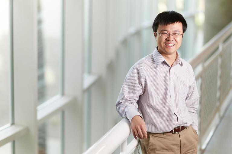 Portrait Zhaohuan Zhu