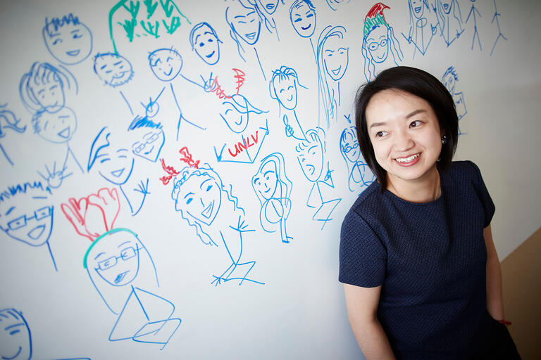 UNLV professor Zihui Ma
