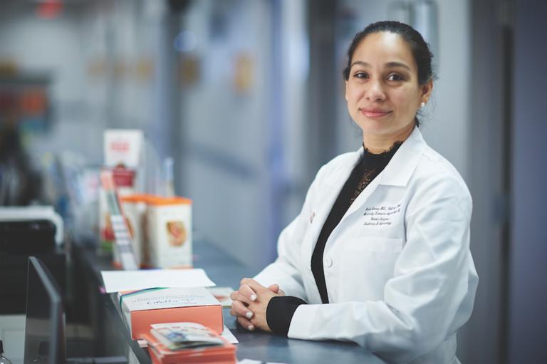 Dr. Nadia Gomez