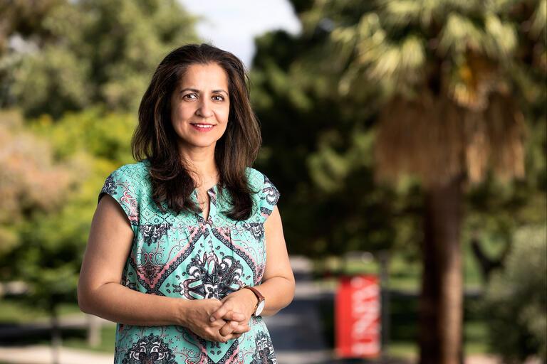 Portrait Asma Tahir