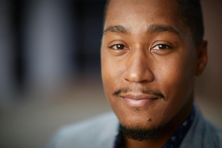 Portrait of Nicholas Hainesworth Academic Advisor, Academic Success Center