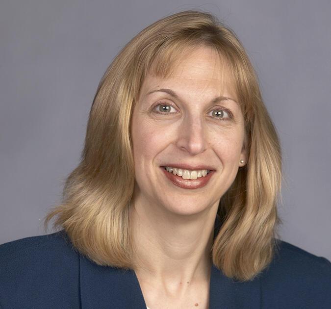 Portrait of Barbara St. Pierre Schneider