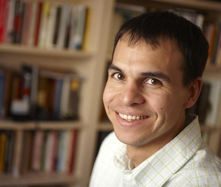 Portrait of William Bauer