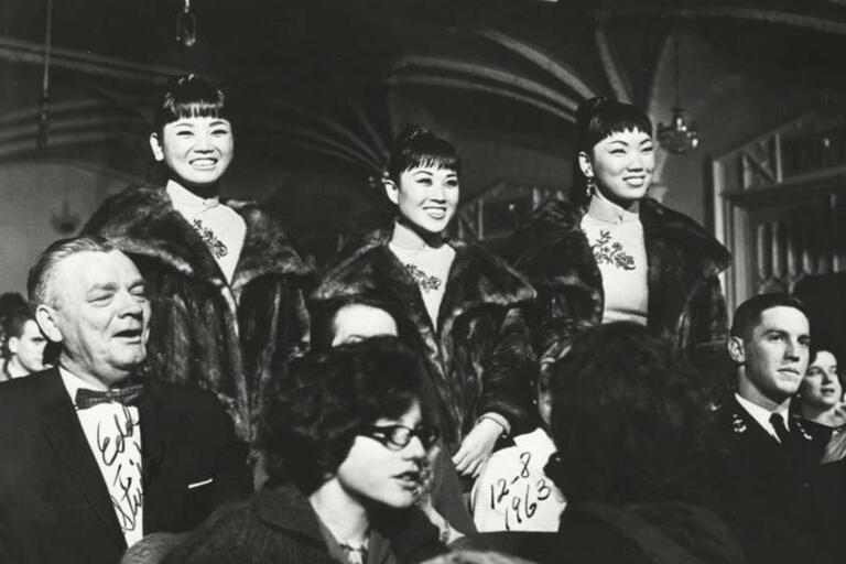 Ai Ja, Min, and Sue Kim