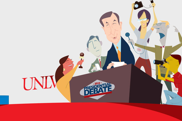 Debate Illustration