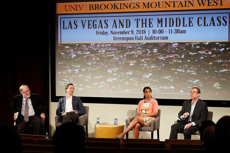 Las Vegas and the Middle Class Presentation