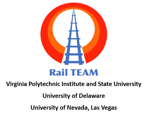 Rail Team - Virginia Polytechnic Institute and State University, University of Delaware, and University of Nevada, Las Vegas