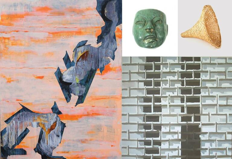 Teaching Gallery Collage