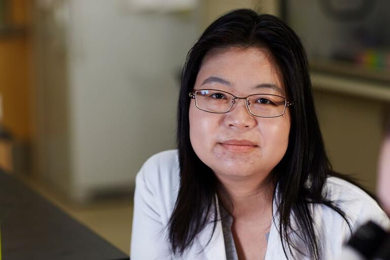 UNLV Scientist Kelly Tseng