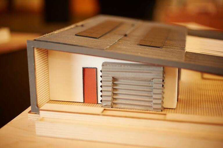 Solar Decathlon building model