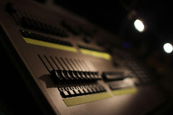 Theatre sound system