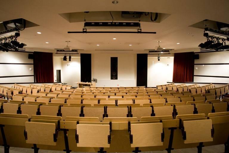 Greenspun Hall Auditorium