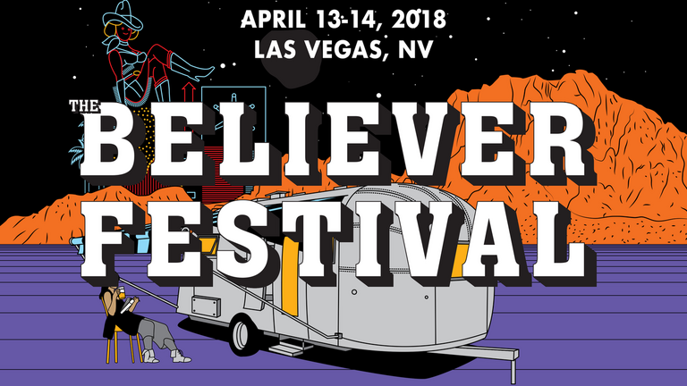 The Believer Festival graphic