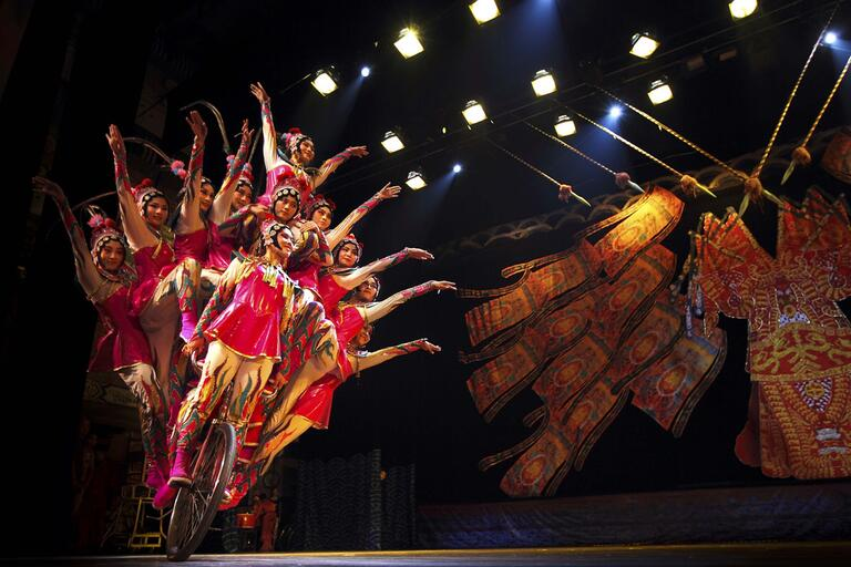 National Circus and Acrobats of the People's Republic of China