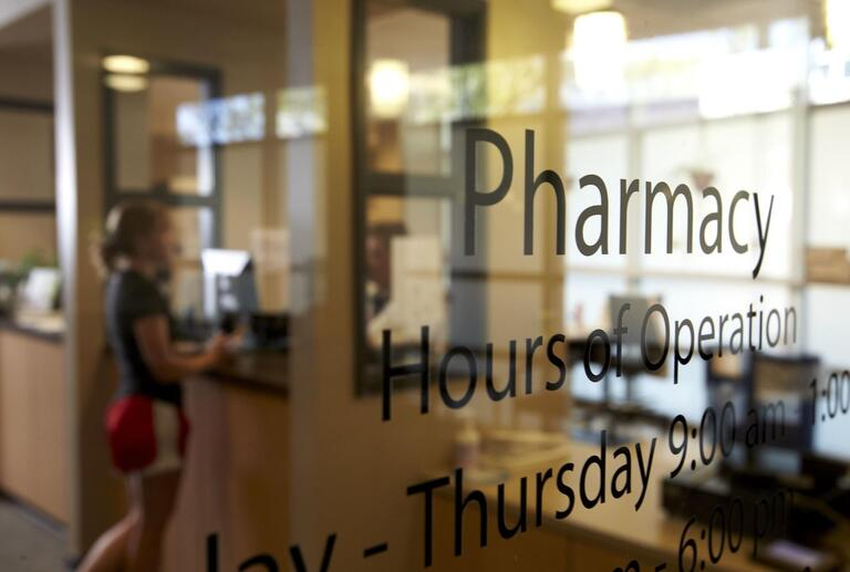 image of UNLV pharmacy