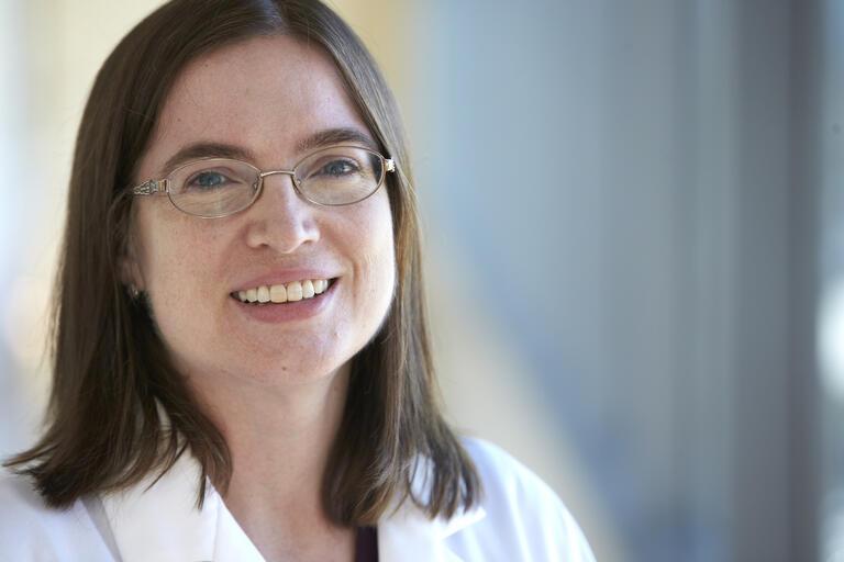 UNLV Professor Libby Hausrath