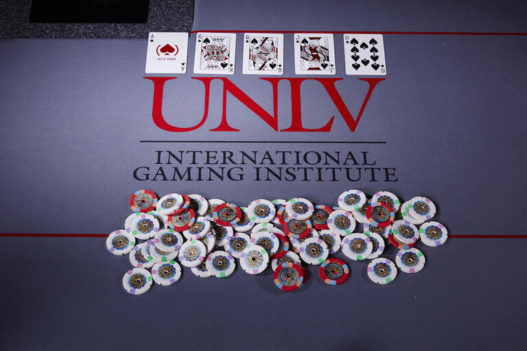 UNLV International Gaming Institute Logo