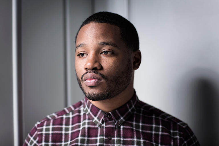Portrait of Ryan Coogler