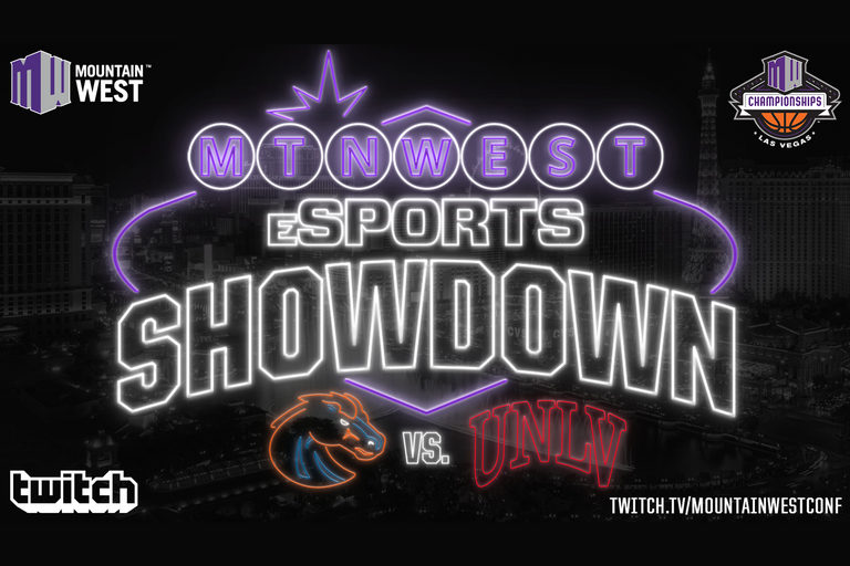 M.T. West eSports Showdown - Boise State and UNLV