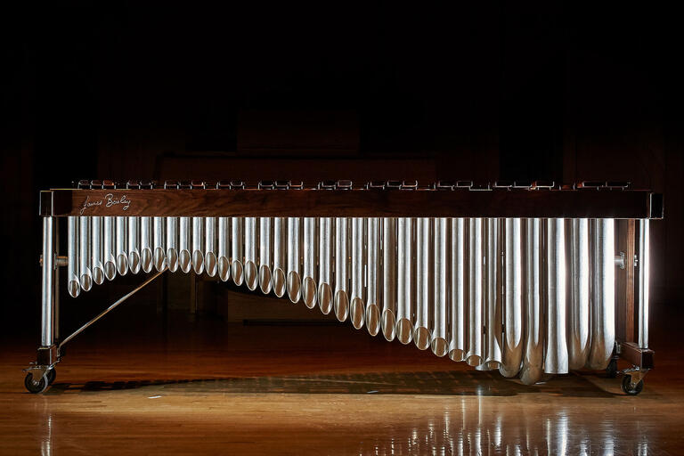 A marimba