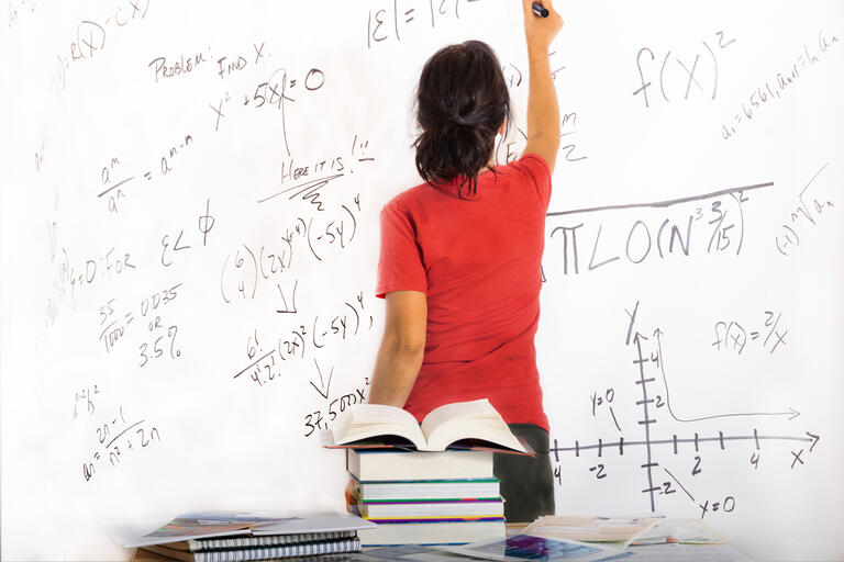 Math Home | Department of Mathematical Sciences | University